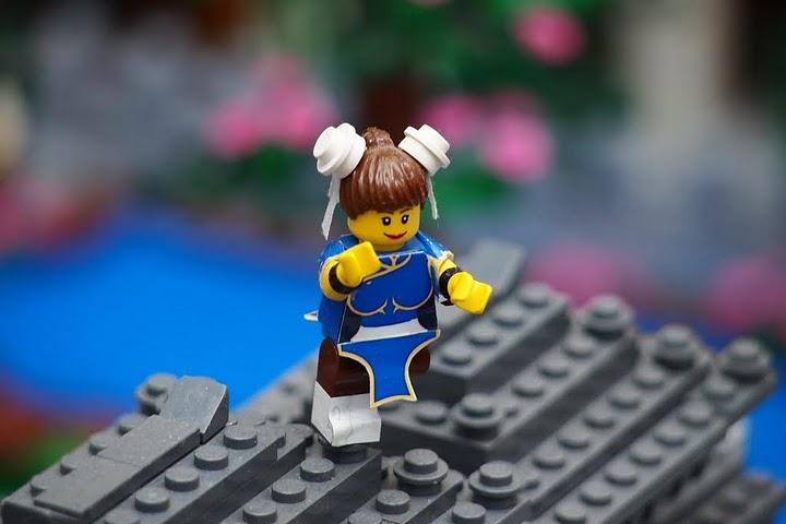 MOC - Shaolin Monastery - LEGO Historic Themes - Eurobricks